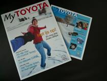 Louwman & Parqui, Toyota